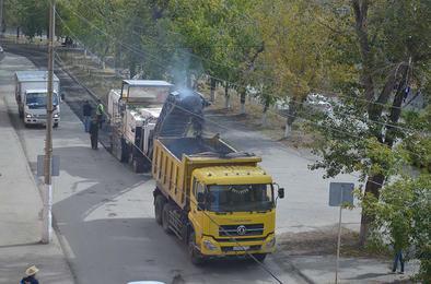 Улицу Цвиллинга в Коркино продолжат капитально ремонтировать