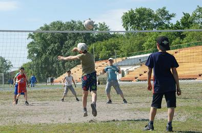 Летняя спартакиада: страсти кипели нешуточные