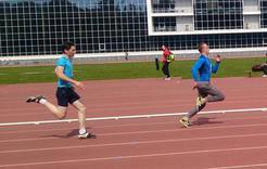 Самые сильные юные легкоатлеты живут в Коркино