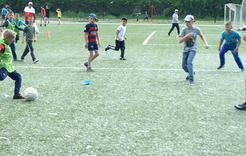 В Коркино завершилась спартакиада среди летних лагерей