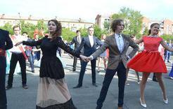 В Коркинском районе готовятся к балу выпускников