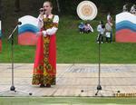 Коркинцы встали в «Русский хоровод»