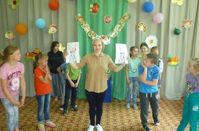 Школьники Коркино совершили поход в лес