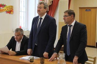 Депутат Госдумы провёл встречу с жителями Дубровки