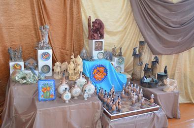 «Марафон талантов» приглашает коркинских мастеров-умельцев