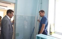 Угольщики Коркино ремонтируют систему отопления в детсаду № 26