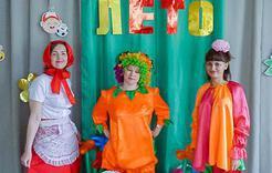Детская библиотека Коркино напомнила читателям о старине