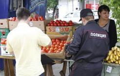 В Коркино за незаконную торговлю составлены протоколы