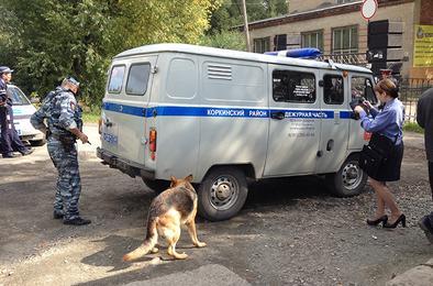 В Коркино один разбой раскрыт, фигуранта второго ищет полиция
