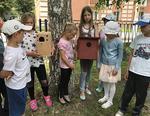 Для коркинских школьников лето было познавательным