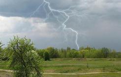 МЧС предупреждает южноуральцев о грозах и сильном ветре