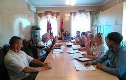 Сегодня депутаты выбрали главу Розинского поселения