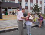 В Коркинском районе чествовали работников торговли