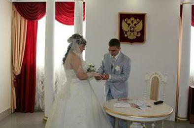 Свадебная пора или в загс – через Интернет