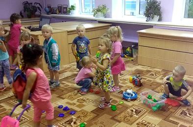 В Коркино детсад встретил воспитанников чистотой и уютом