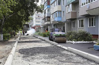 В Коркинском районе обсудили реализацию программы благоустройства городской среды
