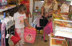 В Коркинском районе 500 детей получат пособие к школе