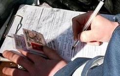 Девять коркинцев грубо нарушили правила дорожного движения
