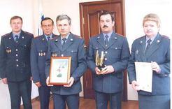 Вневедомственная охрана Коркино отмечает 65 лет