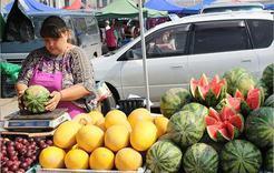Коркинцам советуют не покупать дыни и арбузы у случайных продавцов