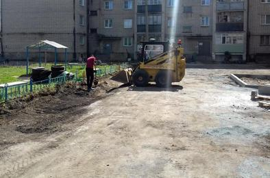 В Первомайском благоустроят три объекта