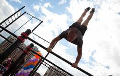 На Южном Урале продолжается отборочный этап открытого чемпионата по Workout «Улица Спорта»