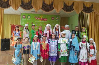 В Челябинской области пройдёт конкурс для маленьких татарочек