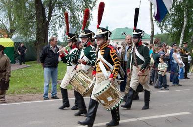 Жители Челябинска и гости города увидят Бородинское сражение