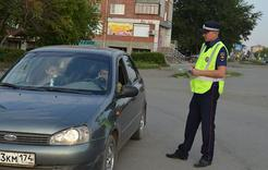Водителей Коркино в выходные ждёт проверка