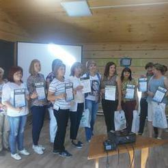 Коркинские библиотекари победили в областном конкурсе