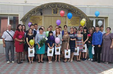 Выпускники центров помощи детям отправились во взрослую жизнь