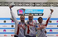 Юные скалолазы Коркино стали призёрами первенства мира