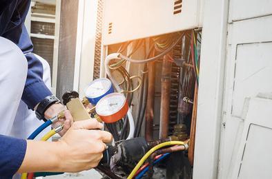 В Коркино тепловики начинают заполнение систем отопления