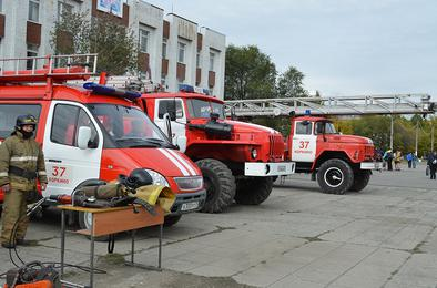 В Коркино покажут работу экстренных служб