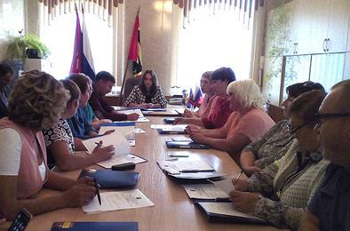 В Розинском поселении выбрали председателя Совета