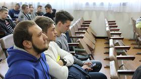 Коркинских студентов призвали пополнить народную дружину