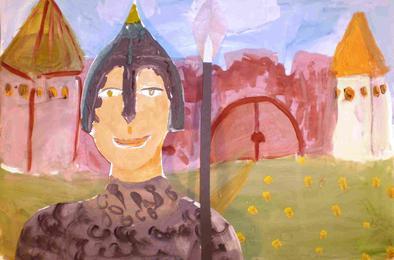 Коркинских детей приглашают к участию в «богатырском» конкурсе