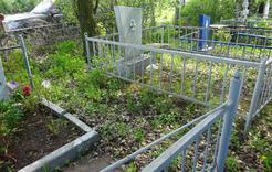 Коркинские воры-«металлисты» добрались до кладбища