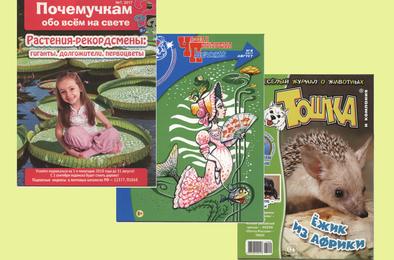 Школьники Коркино совершили виртуальный поход по страницам журналов