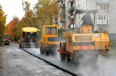 В Коркино завершают ремонт улицы Цвиллинга