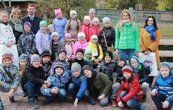 Коркинским школьникам преподали урок природы от «Единой России»