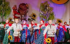 На коркинской сцене развернулась «Деревенская душа»