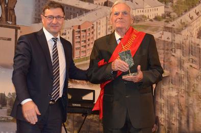 В Коркино отметили 75-летие присвоения статуса города