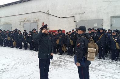 Полицейских Коркино подняли по тревоге в шесть утра