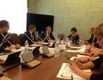Коркинцы участвовали в заседании координационного совета