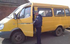ГИБДД Коркино проверяет безопасность пассажирских перевозок