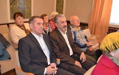 В ДК «Горняк» состоялась районная конференция Совета ветеранов