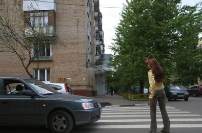 ГИБДД Коркино проверит, пропускают ли пешеходов