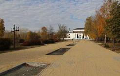 В городском парке Коркино появятся новые светильники