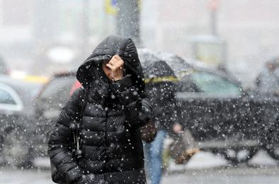 Завтра на Южном Урале прогнозируют сильный снег
